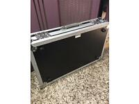 Guitar pedalboard flightcase