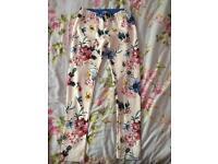Zara girls leggings 13/14 164cm
