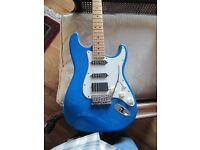 Fender Strotocaster Plus Colour Blue