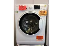 HOTPOINT 9KG GRADED DIGITAL SCREEN WASHING MACHINE