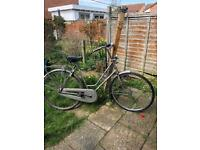 Vintage TCN Dutch bike