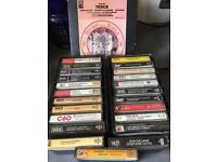 Classical Music Cassette Tapes (Mixed Lot, used but cared for)