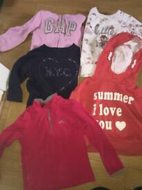 Girls large 3-4years clothes bundle.. mostly NEXT