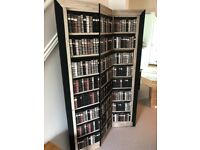 Ikea library divider screen