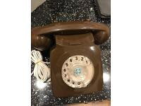 Vintage phone, refurbished