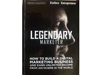 Free Legendary Marketer book.