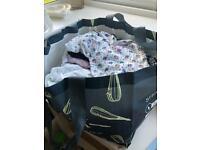 Bundle of newborn & 0-3 months baby clothes