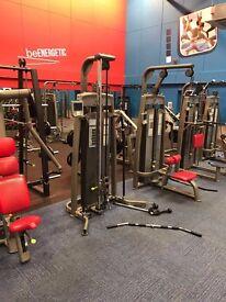 20 piece Pulse Evolve strength set/ Gym equipment.