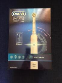 Brand New Oral B Smart 4 4000n Electric Toothbrush