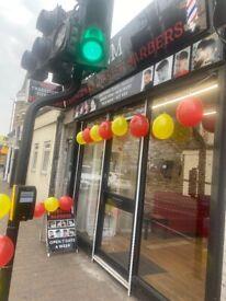 barber shop rent Walthamstow