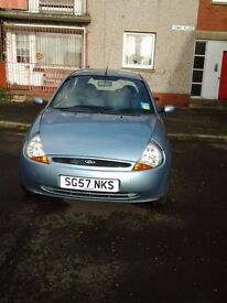 Ford KA Great First Time Wee Car MOT March 2018