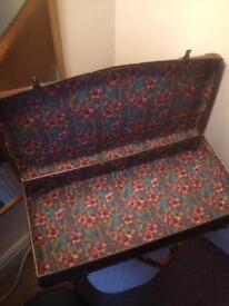 Vintage Suitcase Storage / Drawer / Display