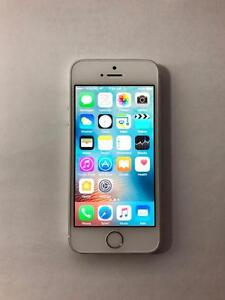 FACTORY UNLOCKED Silver 16GB iPhone 5S (A Condition) -- BLOWOUT! -- [3429]