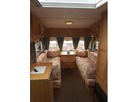 Bailey pagent 2 berth caravan