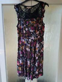 Ladies size 14 dress