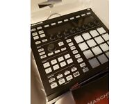 Maschine MK2, boxed, as new, barely used