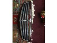 MERCEDES C CLASS W204 GINUINE NEW FRONT BUMPER GRILLE