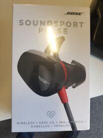 Bose Sound Sport Pulse - Brand new £135
