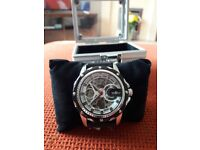 Mens automatic mecanical watch