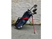 Brand New Golf Bag + Full Golf Club Set