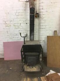 2x log burners