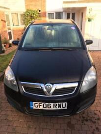Vauxhall zafira auto 2.2