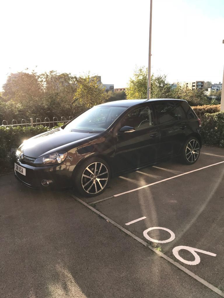 Mk6 VW Golf GT 2.0 TDI 5 door GTD alloys and other upgrades