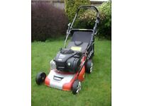 Cobra M46SPB Petrol Lawnmower for sale in great condition.