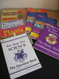 Selection of Primary School Resources and Books
