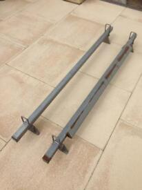 VW Transporter Van Roof Bars