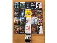 DVD Collection Bundle 21 dvds