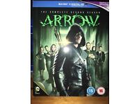 Arrow Season 2 BluRay