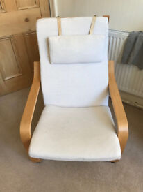 IKEA Chair - White. Great Condition! £50