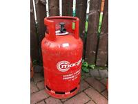 Macgas/flogas empty gas canister 11KG
