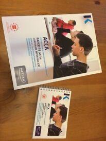 ACCA P7 Exam Kit