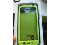 Phone case - shock absorbing and waterproof