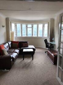 Double room for single occupancy, Hampstead Garden Suburbs