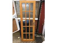 2 x 30x78 and 1 x 27x78 pine interior doors (£20each)
