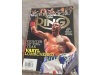 The Ring Magazine(April 2018)