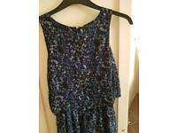 Butterfly playsuit size 10