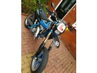 Husqvarna sm125s 2 stroke 2003