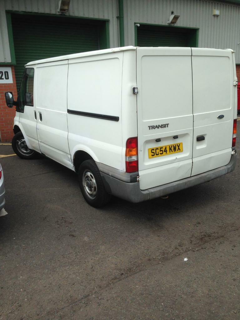 ford transit van 2005 in anniesland glasgow gumtree. Black Bedroom Furniture Sets. Home Design Ideas