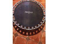 Trojan Foldable Exercise Trampoline
