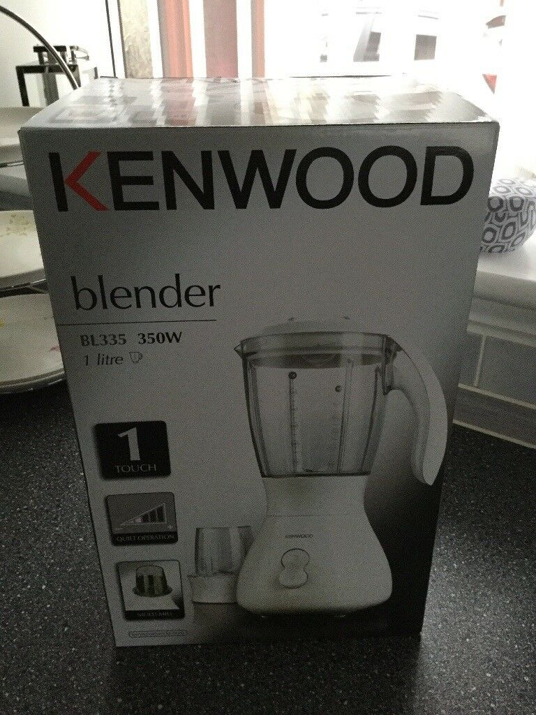 Kenwood Food Blender In Ellon Aberdeenshire Gumtree Bl335