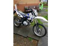 2014 yamaha wr125r for sale