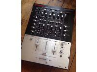 Vestax PMC-37 Mixer (ideal for turntablism/scratch/hiphop)