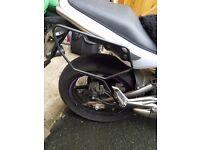 GIVI motorcycle pannier supports for Kawasaki ER6 2010