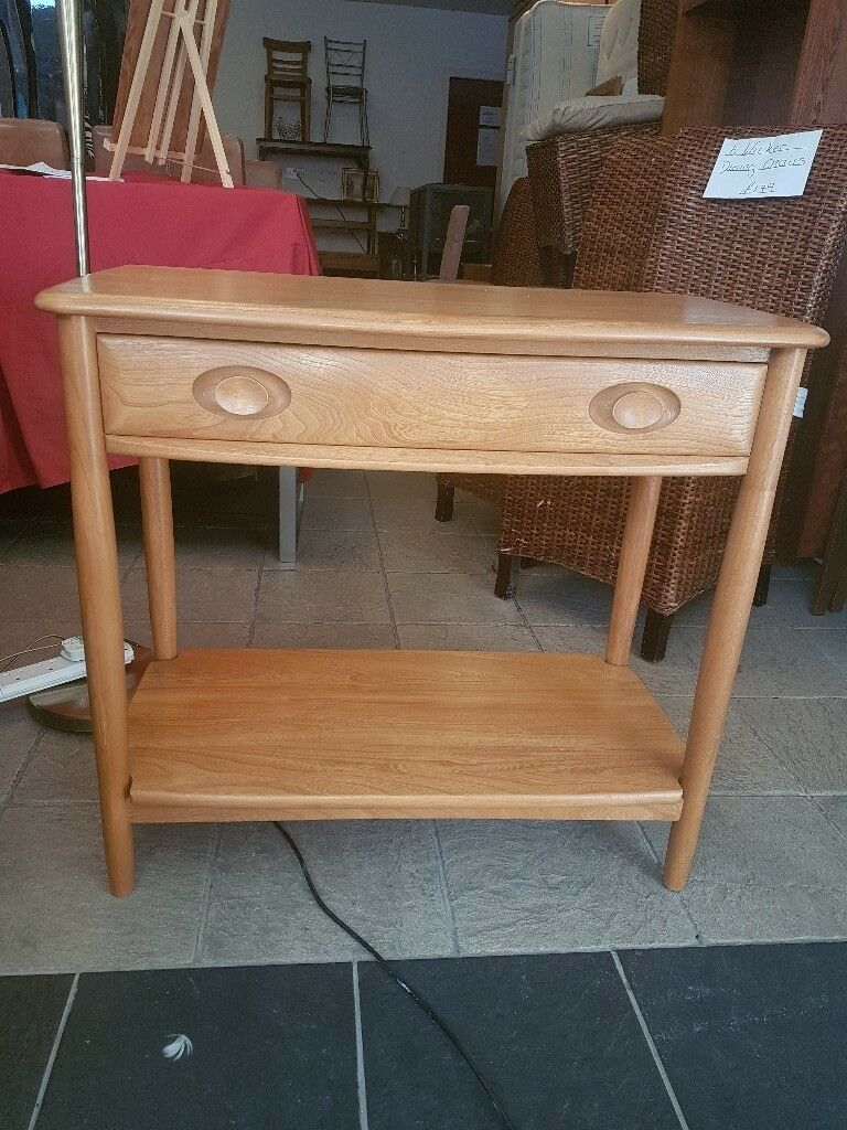Ercol lamp table in largs north ayrshire gumtree ercol lamp table aloadofball Images