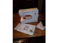 John Lewis JL125 sewing machine,