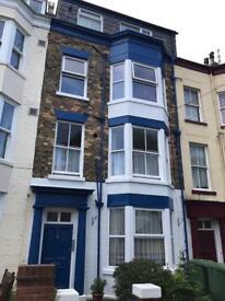 Quiet one bedroom flat in Scarborough